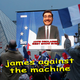James Against The Machine 08/05/2017