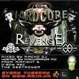 Hardcore Revenge season 2 epIsode 10 Dj Macho MacwarriorMc - The Destroyer D-boy rec