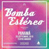 En Vivo @ Teatro Amador / Warm up de Bomba Estereo 30-9-2015