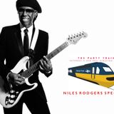 Hull Kingston Radio - Party Train - Niles Rodgers Special - 30th June 2018