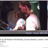 Off Modern 4th Birthday, Corsica Studios