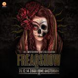 Freaqshow 2014 | Adaro