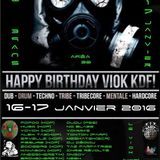 LET'S DANCE AT THE VIOK's KDF PARTY By NoBlaze