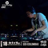 House Class Radio Show con Seb [Colombia]
