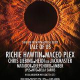 Chris Liebing - Live @ ENTER.Main Space Ibiza (Spain) 2014.09.25.