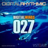 Digital Rhythmic - Digital Minds 27 (InsomniaFM Radio Show)