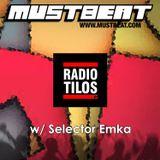 MustBeat show @ Tilos Radio FM90.3 | 12. 10. 2016. w/ Selector Emka