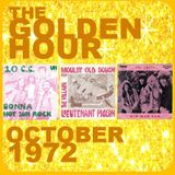 GOLDEN HOUR : OCTOBER 1972