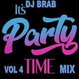 DJ Brab - It's Party Time Mix Vol 4 (Section DJ Brab)