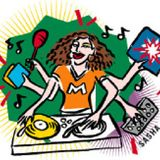 DJette Flashfunk live show on Radio LoRa 290417 part 1 of 2