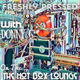 The Hot Box Lounge - Freshly Pressed