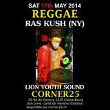 BASS KULCHA - Part 3 - Ras Kush @ Corner 25, Geneva / 2014.05.17