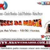 Programa Deuses da Magia - 05/05/2015 - Carlos karan e Leda D'Ambrósio