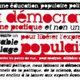 La TeRRe à L'eNVeRS #24 l'éducation populaire chronique de COLOMBIE