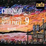 CHIRINGO. SUNDAY EVENING AFTER PARTY IX. Summer 2018