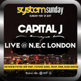 CAPITAL J LIVE @ N.E.C LONDON MAY 2017