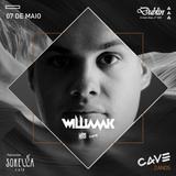 WILLIAMK @ Cave 2 Years 07.05.16 - Warmup