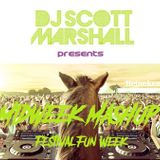 Dj Scott Marshall @ Wave Midweek Mashup May 16th