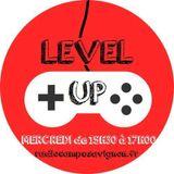 Level Up - 15/03/17 - Radio Campus Avignon