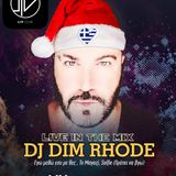 Dim Rhode (LIVe DJ set @ LIV CLUB-KANALAKI PARGA) Part 1 {29.12.2018}