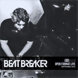 BeatBreaker OpenFormat LIVE - Sept 2016