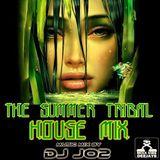 DJ Jo2 (Jojo Salvador) - The Summer Tribal House Mix