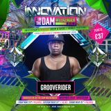 Grooverider - Live at Innovation In The Dam 2018
