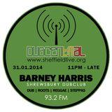Dubcentral Radio - Barney Harris 31.01.2014