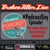 Ep 85-Podcasts We Love for Podcast Day