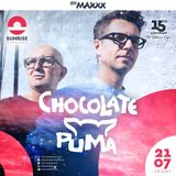Chocolate Puma - Live @ Amfiteatr Stage Sunrise Festival (Poland) 2017.07.21.