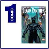 Episode 38 - It's All Political - Black Panther #1