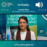 Entrevista - Calafia Piña - 4º Congreso Nacional de Teatro