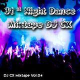 31 st Night Punjabi Style Dance Mixtape DJ CX (Mixtape Vol.04)