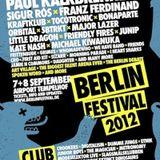 Paul Kalkbrenner - Live @ Berlin Festival, Airport Tempelhof, Berlim, Alemanha (08.09.2012)