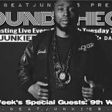 SOUNDCHECK EP. 36 (8/23/16) with 9TH WONDER