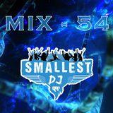 DJ Smallest - Party mix vol. 54