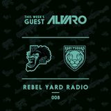 THE PARTYSQUAD PRESENTS - REBEL YARD RADIO 008