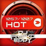 Dj Frisko Eddy - Hot 1057 Mixx ( July Week 3 2014 )