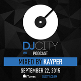 Kayper - DJcity UK Podcast - 22/09/15