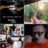 Black Coffee - DJs Mak - Wash - SpiltMilk - May_Maio 2016