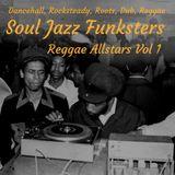 Soul Jazz Funksters - Reggae Allstars Vol 1