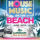 Baby Powder Present House Music On The Beach Vol.1 Mix By Dj Punch 2018