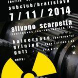 Kaisersoze @ Nuclear - Sub Club.Bratislava.SK.7.11.2014