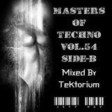 Masters Of Techno Vol.54 Side-B
