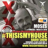 #TIMH105_W51 - Live from AMW.FM  | Moses pre. This is my house