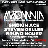 GellerCast - Insomnia London - Underground Mix