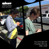 2017-07-13 - Ben UFO, Four Tet, Floating Points & Pearson Sound - Hessle Audio, Rinse FM