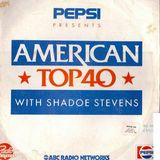 American TOP 40 with Shadoe Stevens, 20th of July, 1991, taped from Radio One, Finland, part 3