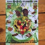 DR gregory joe and mama  naasira   spicy tasty vegans on the more knowledge show