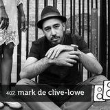 Soundwall Podcast #407: Mark de Clive-Lowe